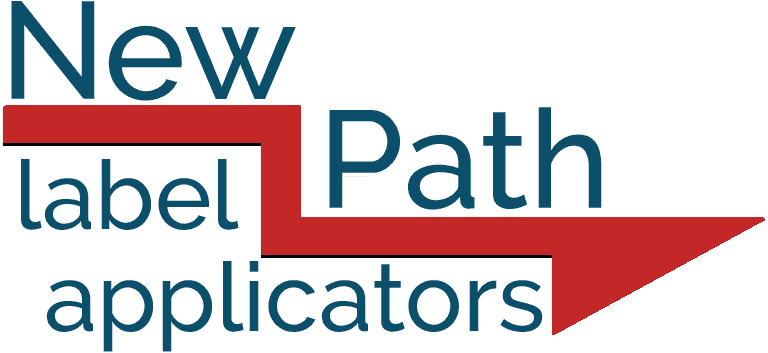 New Path Label Applicators logo